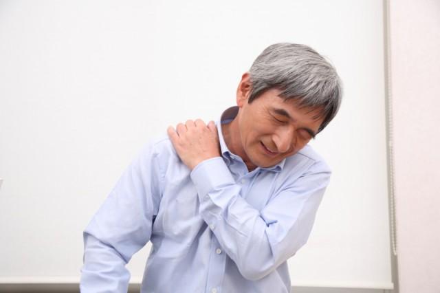 五十肩(四十肩)の激痛を伴うケース