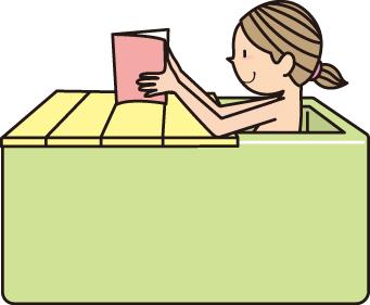 体の芯から温めて効果抜群の半身浴