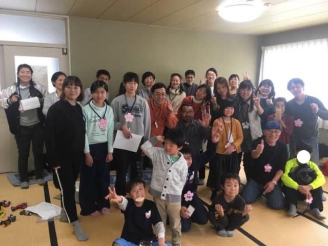2018年3月21日 奈良郡山市で「親子deハッピーイメトレ教室2」開催しました。